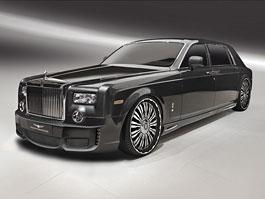 Wald chystá Black Bison Edition i pro Rolls-Royce Phantom: titulní fotka