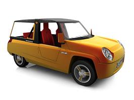 Rinspeed Bamboo EV: projekt stylového plážového vozítka pro Ženevu: titulní fotka