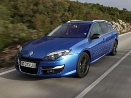 Renault Laguna 2011: konec pro verzi GT: titulní fotka