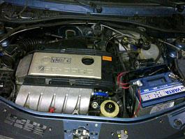 Rumunské svaly: Dacia Logan s motorem Dacia VR6 od VW: titulní fotka