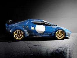 Lancia Stratos se vrátí na závodní tratě: titulní fotka