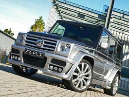 A.R.T. Street Sterling: ochočený Mercedes G: titulní fotka