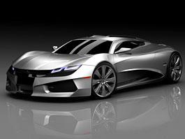 Tarsiya T2: vize hybridního supersportu: titulní fotka