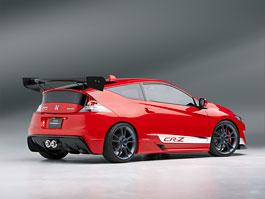 Chystá Honda kupé CR-Z s motorem 1.6 Turbo?: titulní fotka