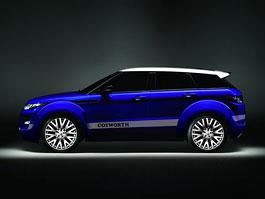Project Kahn a Cosworth: Range Rover Evogue: titulní fotka