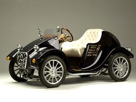 Takayanagi Miluira: retro elektromobil z Japonska: titulní fotka
