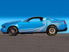 Ford Racing představuje nový Mustang Cobra Jet: titulní fotka