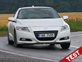 Test: Honda CR-Z: CeRtovsky-Zábavná: titulní fotka