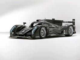 Audi R18: nová zbraň pro Le Mans: titulní fotka