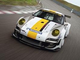 Porsche 911 GT3 RSR: vylepšení do roku 2011: titulní fotka