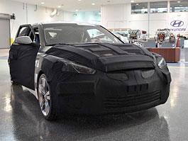 Hyundai Veloster: oficiální špionážní snímky :-): titulní fotka