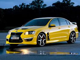 Vauxhall VXR8: Australské svaly opět na dohled evropským břehům: titulní fotka