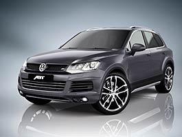 Volkswagen Touareg: decentka od ABT: titulní fotka