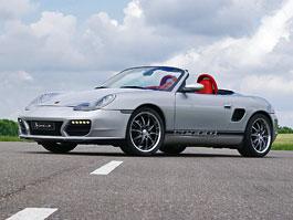 Hofele Speed GT: individualizace pro původní Porsche Boxster: titulní fotka