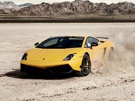 Jordan Shiraki: umělecká fotokolekce Lamborghini: titulní fotka