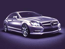 Carlsson: premiérová úprava Mercedesu-Benz CLS: titulní fotka