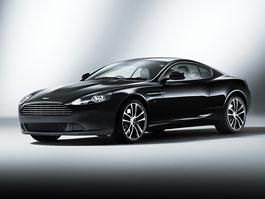 Aston Martin chystá tři speciální edice kupé DB9: titulní fotka