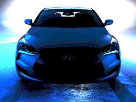 Hyundai Veloster: první ochutnávka před Detroitem: titulní fotka