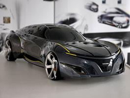 Saab: koncept sedanu pro rok 2025: titulní fotka