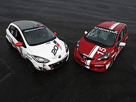 Honda Fit a Mazda2 B-Spec: zrození nové závodní kategorie: titulní fotka
