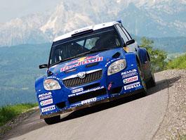 Red Bull Škoda: Polotovární tým Škodovky pro S-WRC 2011: titulní fotka