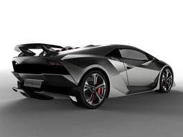 Lamborghini Sesto Elemento: připravuje se limitovaná edice: titulní fotka