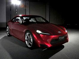 Toyota FT86: máme oficiální logo?: titulní fotka