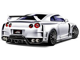 Axell Auto: rozšíření pro Nissan GT-R: titulní fotka