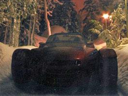 Donkervoort D8 GTO: další zajímavá novoročenka: titulní fotka