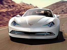 Corvette C7: fantazie studenta designu: titulní fotka