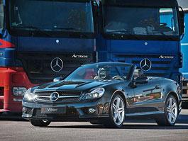 Mercedes-Benz SL 63 AMG Shadow Line: další kreace od Vilnera: titulní fotka