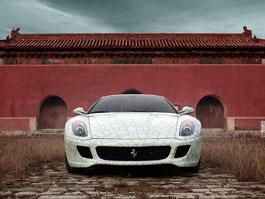 Ferrari v Číně: rychlý růst pokračuje, chystá se Ferrari Challenge: titulní fotka