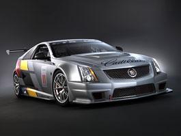 Detroit 2011: Cadillac CTS-V Coupe pro závody SCCA: titulní fotka