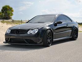 Mercedes-Benz CLK 63 AMG Black Series: trochu karbonu navíc - od RENNtechu: titulní fotka