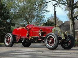 1915 van Blerck Special Speedster: 17 litrů a šest válců: titulní fotka