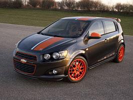 Detroit 2010: Chevrolet Sonic Z-Spec Concept: Aveo RS podruhé: titulní fotka