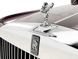 Spirit of Ecstasy Centenary Collection: sto aut ke sto letům značky: titulní fotka