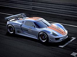Detroit 2011: Porsche 918 RSR: hybridní závoďák se představuje: titulní fotka