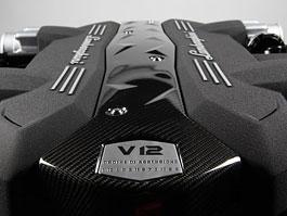 Detroit 2011: Lamborghini Aventador: další informace přímo od zdroje: titulní fotka