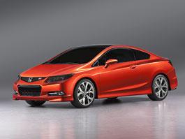 Detroit 2011: Honda Civic Si Coupe Concept: zpátky ve hře: titulní fotka