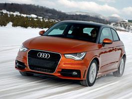 Audi A1 quattro: prototyp se už testuje v Kanadě: titulní fotka
