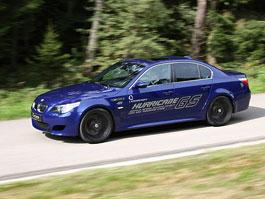 G-Power Hurricane GS: nejrychlejší LPG auto světa: titulní fotka