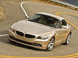 BMW Z4: nový základ bude přeplňovaný čtyřválec: titulní fotka