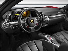 Ferrari pracuje na biometrickém systému: titulní fotka