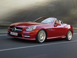 Mercedes-Benz SLK odhalen: oficiální fotografie a informace: titulní fotka