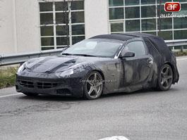 Spy Photos: nástupce Ferrari 612 Scaglietti už brázdí silnice: titulní fotka