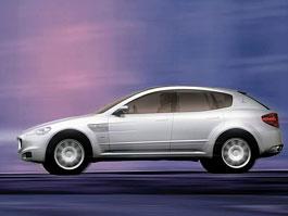 SUV od Maserati oficiálně potvrzeno. S motorem Ferrari!: titulní fotka