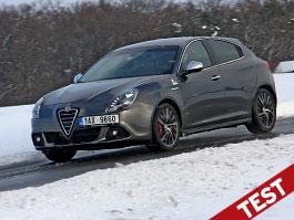 Test: Alfa Romeo Giulietta Quadrifoglio Verde: Hezčí GTI: titulní fotka