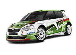 Fabia Super 2000 - Do Monte Carla v novém zbarvení: titulní fotka