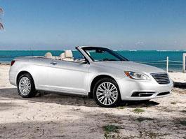 Chrysler 200 Cabrio: těšíte se na Lancii Flavia?: titulní fotka